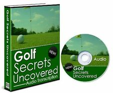 Golf secretos al descubierto audio y texto CD ROM-Autoayuda