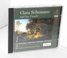 Clara Schumann and her Family - Ira MAria Witoschynskyj - Piano Music