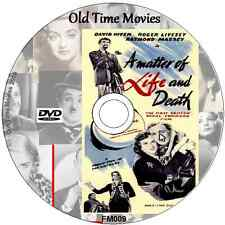 A Matter of Life and Death - David Niven Kim Hunter 1946 Film DVD-R