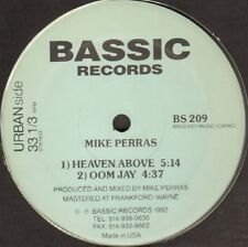 Mike Perras - You're A Dreamer - 1992 - Bassic Records - BS 209 - Usa