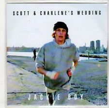 (ER186) Scott & Charlene's Wedding, Jackie Boy - 2013 DJ CD