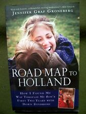 Road Map to Holland by Jennifer Graf Groneberg (2008, Paperback)