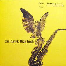 COLEMAN HAWKINS The Hawk Flies High FR Press Riverside/Carrere 68940 1982 LP