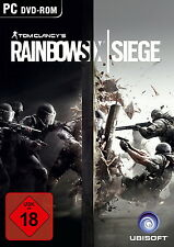 Uplay Key / Tom Clancy's Rainbow Six / Siege / Download Code