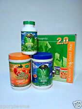 Healthy Body Start Pak 2.0 Organic Dr Wallach Youngevity Dead Doctors Don't Li