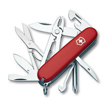 Victorinox Swiss Army Knife Deluxe Tinker Red - Model 53481 Free Shipping