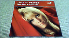 KOOKIE FREEMAN LOVE IN VELVET 1st UK LP 1969 BIG BAND ORGAN FUNK THE BEATLES