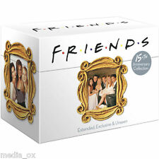 Friends: The Complete Season 1 2 3 4 5 6 7 8 9 10 Box Set Collection | New | DVD