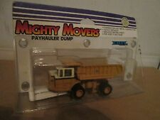1988 Ertl Mighty Movers Payhauler Dump # 1852  New SEALED Package