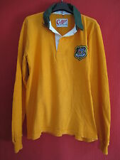 Maillot Rugby Australie Cotton Traders Jersey Oldschool Australia Ancien 40 / M