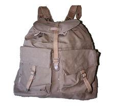 Alter Armee Rucksack Canvas Stoff Army Tasche Vintage Tschech. Militär M60 larp