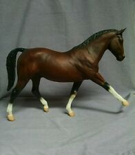 Breyer Traditional  Hanoverian SYR 1994 Gifted Olympic bronze medalist