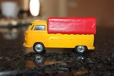 CORGI TOYS VW  Single Cab Pick up & Cargo cover