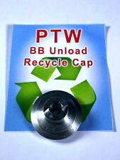 PTW Airsoft BB Unload Recycle Cap for Systema PTW DTW CTW TW 5 M4 Magazine