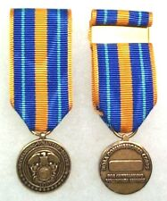 US Agency, Department, NOAA Outstanding Volunteer Service Medal, miniature