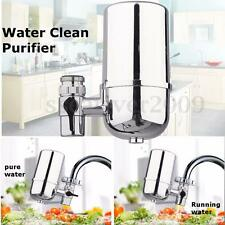 Cleanable Carbon Purifier Water Filter Cartridge Faucet Tap House Kitchen Tool