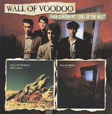 Dark Continent/Call of the West by Wall of Voodoo (Raven Records)