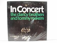 In Concert The Clancy Brothers & Tommy Makem Columbia CS9494 vinyl LP Sealed