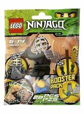 Lego 9551 NINJAGO Set KENDO COLE Sealed NEW 2012 MISP Polybag VHTF Booster Pack