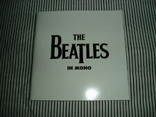 THE BEATLES 2009 JAPAN MONO BOOKLET.. GENUINE... BOOKLET ONLY, NO DISCS.. NEW!