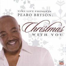 Christmas with You by Peabo Bryson (CD, 2005, Time/Life Music)