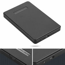 "USB 2.0 Hard Drive Disk External Enclosure 2.5"" SATA HDD Mobile Disk Box Case KG"
