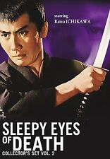 Sleepy Eyes of Death: Collector's Set, Vol. 2 (DVD, 2011, 4-Disc Set)