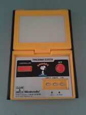 NINTENDO GAME & WATCH PANORAMA SNOOPY SM-91 MAGNIFICO ESTADO ¡¡¡VER FOTOS!!!