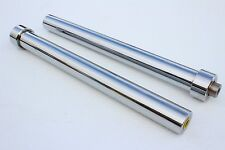"Lowrider Hydraulics 14"" Chrome Cylinders (FAT) [hydraulic lowrider cars parts]"