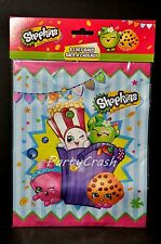Shopkins Birthday Loot Bags Party Goodie Bags Party Supplies 8ct
