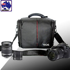 DSLR SLR Camera Lens Shoulder Carry Bag For EOS Sony Nikon Cannon CSBA01095
