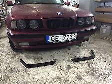 BMW E34 Front Bumper Chin Spoiler Lip Sport Valance Splitter elerons M Sport M5