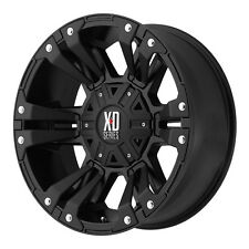 "18"" XD Series XD822 Monster 2 Wheel - Black 18x9 5x139.7 5x150 18 XD82289086718"