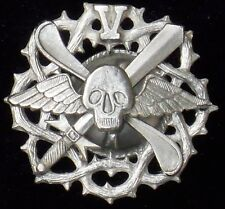 """IMPERIAL RUSSIAN WHITE ARMY SIGN """"5TH AIR BRIGADE"""" COPY"""