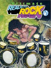 Carmine Appice ULTIMATE realistico Rock Drum metodo Imparare RIPRODUCI MUSICA 2 DVD SET