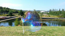 Stem Events Super Size Bubble Kit - Standard (Giant Bubbles, Outdoor Toys, Gift)