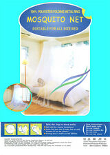 Mosquito Net - Treated Fly and Insect Protection FITS ALL BED SIZES