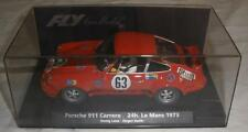Porsche 911 Carrera 24h. Le Mans 1973 1/32 scale slot car Fly boxed
