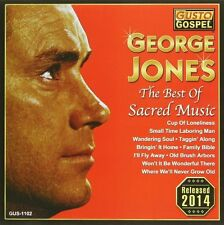 George Jones - Best of Sacred Music [New CD]