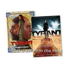 Tyrant: TV Series Complete Seasons 1 & 2 Box / DVD Set(s) NEW!