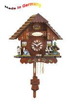 Orologio A Cucù Foresta Nera Orologio A Pendolo,Cuculo chiamata,dipinto a mano