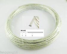 "40"" 1M 3FT 3feet Semi-rigid Flexible RG402 0.141"" RF Coaxial Cable"