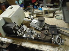 MACHINIST LATHE MILL NICE Edelstaal Jeweler Hobby Lathe and Accessories & Mill