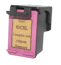 Remanufactured Ink Cartridge for HP 61XL Color CH564WA for HP Deskjet:1000,1050