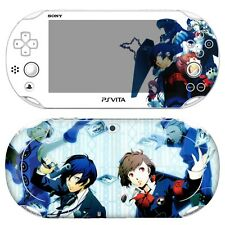 POPSKIN Skin Decals Stickers For PS VITA SLIM PCH-2000 Series Persona #07 + Gift