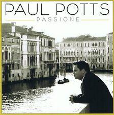 Paul Potts-Passione-CD ALBUM NUOVO-mammario, ONU giorno tramite noi