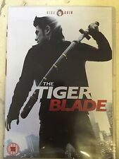 TIGER BLADE ~ 2005 Thai Martial Arts Film | UK DVD