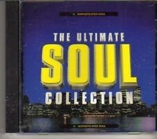 (CR587) The Ultimate Soul Collection, Sophisticated Soul - 2001 CD