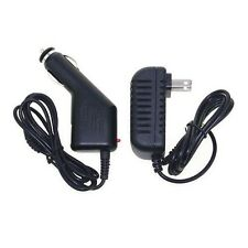 "In USA: Car + Wall Power Charger Adapter 5V For Nextbook NXW10QC32G 10.1"" Tablet"