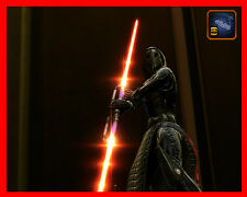Lichtschwertlanze des flüchtigen Eroberers SWTOR / Star Wars T3-M4 Waffe